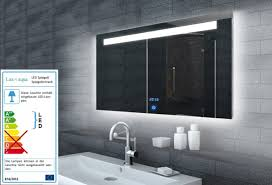 badzubehör textilien led bad spiegel badspiegel