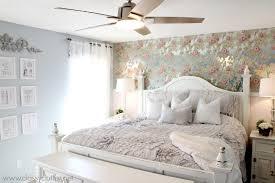 Shabby Chic Master Bedroom Makeover