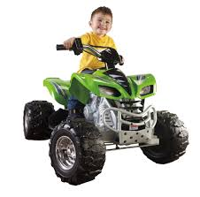 Power Wheels 12V Kawasaki KFX ATV - Green Power Wheels Lil Ford F150 6volt Battypowered Rideon Huge Power Wheels Collections Unloading His Ride On Paw Patrol Fire Truck Kids Toy Car Ideal Gift Power Wheel 4x4 Truck Girls Battery 2 Electric Powered Turned His Jeep Into A Ups For Halloween Vehicle Trailer For 12v Wheel Vehicles Trailers4kids Rollplay 6 Volt Ezsteer Ice Cream Truckload Fob Waco Tx 26 Pallets Walmart Big Ride On Battery Powered Toyota 6v Top Quality Rc Operated Cars Jeeps Of 2017