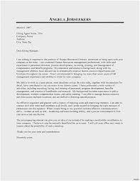 cover letter human resources captures delightful exle