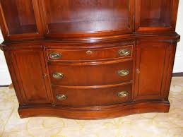 mahogany duncan phyfe china cabinet marva s placemarva s place