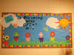 Spring Classroom Door Decoration Ideas Interesting Decorations With Preschool 3