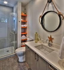 originelle einrichtungsideen im bad badetücher mit schwung