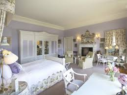 Mauve Bedroom by Castle Accommodation Ireland Castles In Ireland To Stay Castle