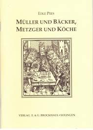 Kã Che Kaufen Sofort Lieferbar Mãœller Und Bã Cker Metzger Und Kã Che Verlag Brockhaus