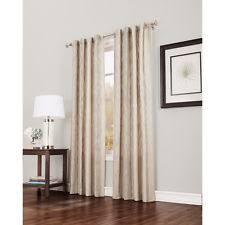 allen roth polyester striped curtains drapes valances ebay