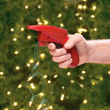 Fixing Christmas Tree Lights Fuse by Christmas Light Tester Repair Gun From Sporty U0027s Tool Shop