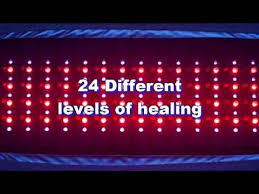 Infrared Lamp Therapy Benefits by Led Light Therapy Youtube
