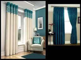 teal curtains curtain panels ideas youtube