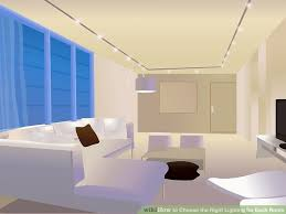 6 ways to choose the right lighting for each room wikihow
