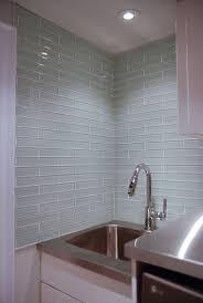 green subway tile backsplash gl seafoam ceramic tiles