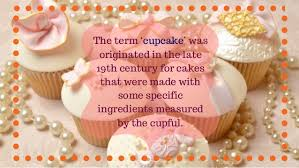 Fun Facts About Cupcakes