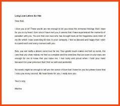 Boyfriend Letters Best Ideas Long Love Letters Fishingstudio