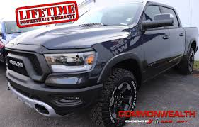100 Dodge Trucks For Sale In Ky New 2019 Ram 1500 REBEL CREW CAB 4X4 57 BOX