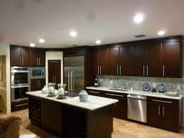 kitchen modern kitchen design with brown wooden kitchen