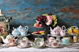 High Tea Delights Wedding Kitchen Hire One Fine Day Fair 8