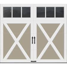 Clopay Coachman Collection 8 Ft. X 7 Ft. 18.4 R-Value Intellicore ... Garage Doors Barn Doorrage Windows Kits New Decoration Door Design Astound Modern 20 Fisemco With Opener Youtube Large Grey Steel In Style White With Examples Ideas Pictures Megarctcom Just Best 25 Pallet Door Ideas On Pinterest Rustic Doors Diy Barn Hdware Hinged For Medallion True Swing By Artisan Worn Wood And Metal Stock Photo Image 16407542 Exterior Sliding Good The