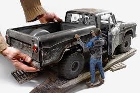100 Dodge Toy Trucks 1961 D100 16 Scale Pickup Truck HiConsumption