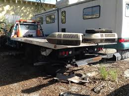 Ford Super Duty Rollback -Aluminum Flat Bed Tow Truck - Dual Carrier ...