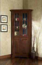 Corner Dining Room Hutch Cabinet
