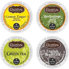 Celestial SeasoningsR Tea Variety Pack KeurigR K CupR Pods 22