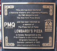 Delancey Street Christmas Trees Santa Monica by Eat A Pizza At Lombardis In New York Don U0027t Know If It Is The Best