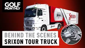 Inside The Srixon Tour Truck - YouTube
