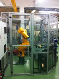 bureau d etude lyon robotique industriel lyon
