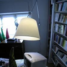 Tolomeo Desk Lamp Parchment Shade by Tolomeo Mega Parete Parchment Shade Artemide Ambientedirect Com
