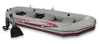 68376 INTEX Boat Mariner 4 For 4 Persons ( 129