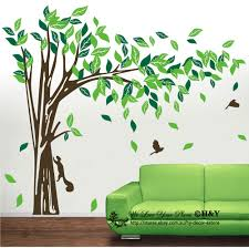 Tree Wall Decor Ebay by Jungle Tree Removable Wall Art Stickers Kids Nursery Vinyl Decals