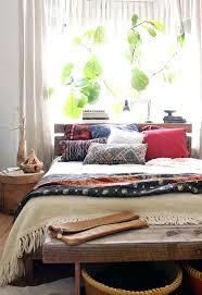 Bohemian Room White Bedroom Ideas Blue