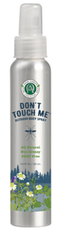 Annie Oakley Don't Touch Me - Bug Spray