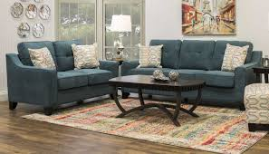Teal Living Room Chair by Living Room Collections Home Zone Furniture Living Room