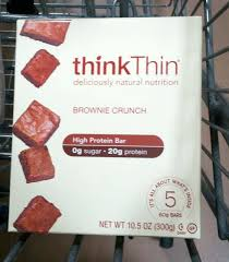 Think Thin High Protein Bars Reviewed Highly Processed