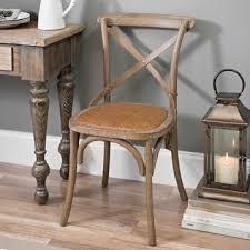 Kirklands Dining Chair Cushions by Weathered X Back Dining Chair Kirklands