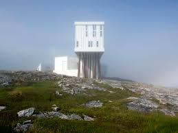 100 Todd Saunders Architect Newfoundland Antihotel Uncube