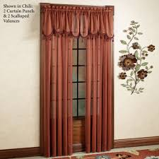 120 Inch Linen Curtain Panels by Lucky Stripe Sheer Window Treatments