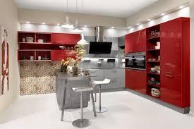 rote küchen küchentrends in rot küche co