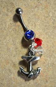 Best 25+ Anchor Belly Rings Ideas On Pinterest | Belly Piercing ... Buy Baby Jogger Double Belly Bar Buggybaby Rings Piercing Jewelry Claires Us Tiniest Anchor Rook Eyebrow 16g 16 G Gauge 14g38 Skull Button Navel Ring Body Double Navel Top And Bottom Of Piercing With Two Pie Flickr Quality Unique Belly Button Rings Body Jewelry Nose Pregnancy Retainer Bocandy Basics For Piercings 316l Steel Best 25 Ideas On Pinterest