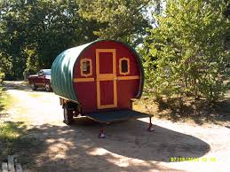 100 Gypsy Tiny House Custom Wagon Vardo Camper Caravan Glamper