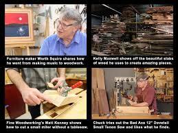 the highland woodworker web tv july 2016 episode