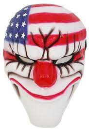Payday 2 Halloween Masks Unlock by Inspired Gagball Payday Payday 2 The Heist Mask Game Halloween