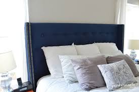 Roma Tufted Wingback Bed King by Gorgeous Roma Tufted Wingback Headboard Wingback Tufted Headboard