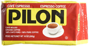 Amazon Cafe Pilon Coffee Brick 10 Oz Ground Grocery Gourmet Food