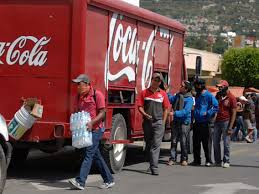 Coca-Cola Earnings Q1 2018 Beat - Business Insider Coca Cola Truck At Asda Intu Meocentre Kieron Mathews Flickr To Visit Southampton Later This Month On The Scene Galway November 27 African Family Pose With Cacola Christmas Santa Monica By Antjtw On Deviantart Ceo Says Tariffs Are Impacting Its Business Fortune Coca Cola Delivery Selolinkco Drivers Standing Next Their Trucks 1921 Massive Cporations From Chiquita Used Personal Armies Truck Editorial Otography Image Of Cityscape 393742 Holidays Are Coming As The Hits Road Cocacola In Blackpool Editorial Photo Claus Why Beverage Industrys Soda Tax Discrimination Claims Shaky