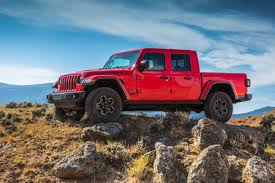 100 Truck Pick Up Part SUV Part Pickup Jeep Makes A Bold Statement With The Gladiator