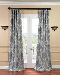 Jacobean Floral Curtain Fabric by Excell Jacobean Leaf Shower Curtain Shower Ideas Jacobean Leaf