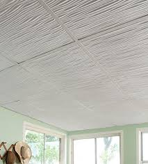 Genesis Designer Ceiling Tile by Amazon Com Genesis Drifts White 2x2 Ceiling Tiles 3 Mm Thick