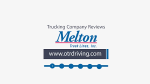 Melton Truck Lines Reviews & Complaints - YouTube